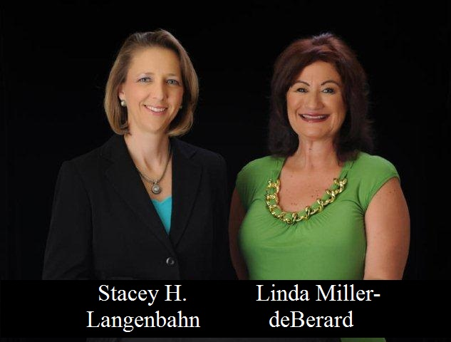 Experienced and ethical Détente collaborative mediation team Stacey H. Langenbahn, JD and Linda Miller-deBerard, LCSW.